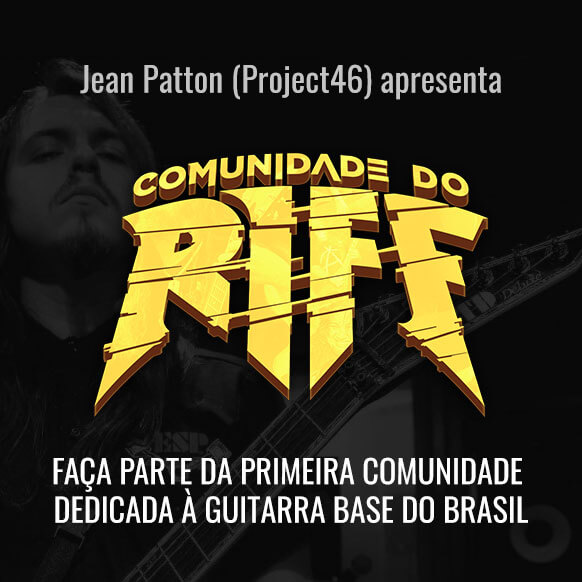 Comunidade Riff com Jean Patton do Project46